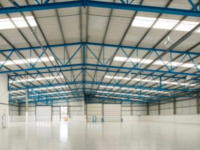 industrial warehouse reinstatement