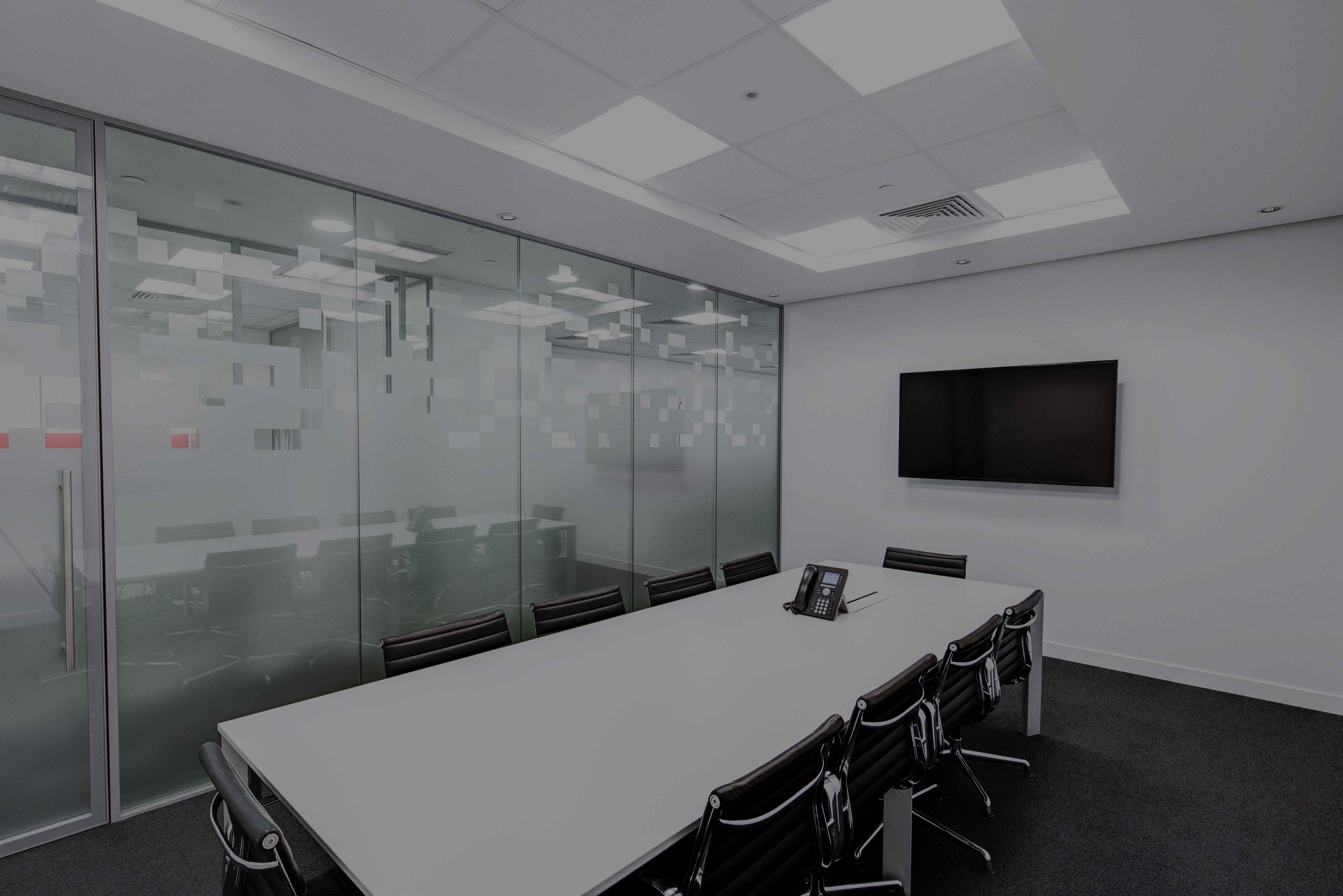 meeting room reinstatement
