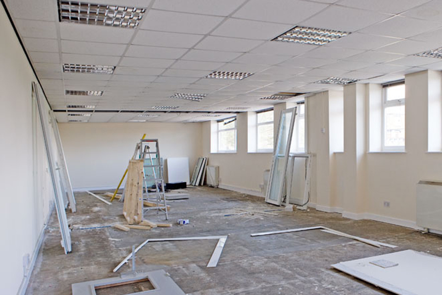small office reinstatement
