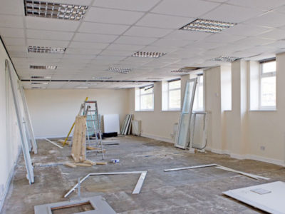 small office reinstatement